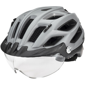 KED Covis Lite Casque, grey black matt